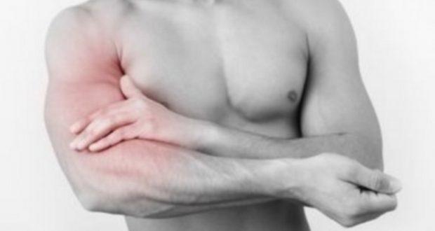 Сильная боль в плечевом суставе