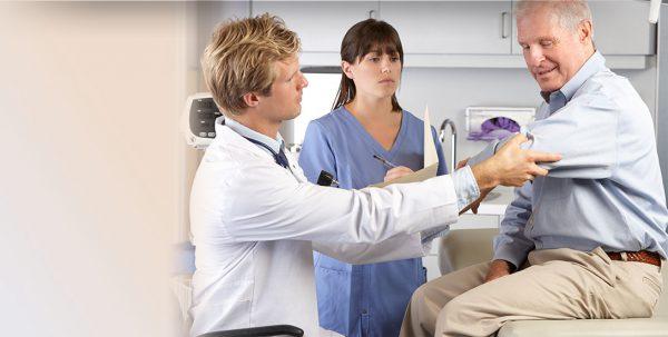 На приеме у врача можно узнать свой диагноз